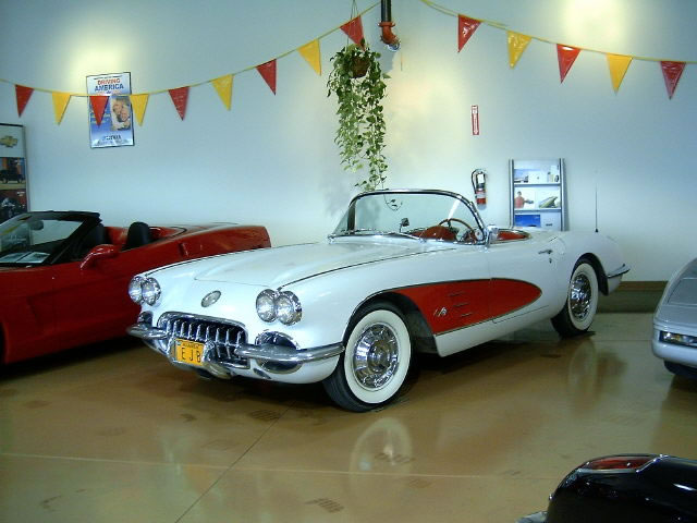 1953 to 1962 Club Members Corvettes